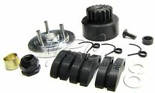 Savage X 4.6 CLUTCH BELL, GEAR, Flywheel & Shoes 17t 1m (86271 A992) HPI 109083