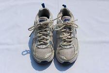 White/Royal Blue Nike Dart 9 Trainers Size 4 UK 36.5 EUR