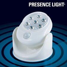 Licht mit LED Bewegungsmelder für Innen und Außen 7 LED sehr hell bis 20 m