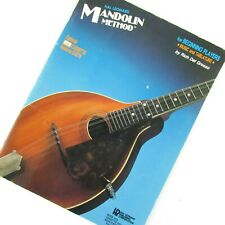 Hal Leonard Mandolin Method For Beginning Players Instruction Book Music Chords