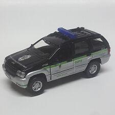 Maisto GNR GIPS Portuguese Police Jeep Grand Cherokee 1/42 Scale