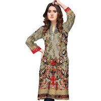 Sufia Fashions® Women Plus Size Kurti Kurta Cotton Designer Digital Print