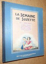La SEMAINE DE SUZETTE 1953 Mars à Juillet