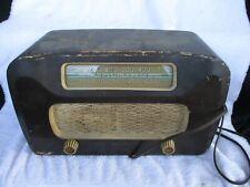 New ListingVintage Philco Model #48-461 Wood Case Tube Radio ~ As-Is