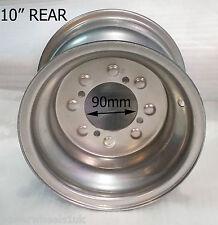 "RIM36 SINGLE REAR STEEL RIM WHEEL BASHAN 200CC QUAD 10"" 90 PCD 20 X 10 X 10"
