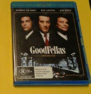 Goodfellas - Blu-Ray DVD Region Free LIKE NEW