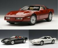 ##########1/18 AAutoart Rare Sold Out 1987 C4 Corvette 3 colours##########