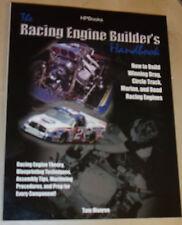 The Racing Engine Builder's Handbook RACE BUILD MANUAL BLUEPRINTING TO MACHINING