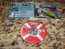 Vr Sports Powerboat Racing Pure Power (PC, 1998) Game