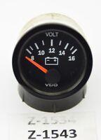 Moto Guzzi 1000 SPIII 3 VN Bj.92 - Ladekontrolle Batterieanzeige