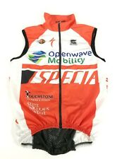 Squadra NCCF SPECIALIZED Mens Cycling Wind Vest Jersey Size X Small