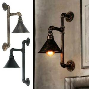Classic vintage retro wall lamp industrial style simple atmosphere Retro Light