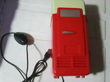 MINI USB REFRIGERATOR/WARMER NEW BUT NO BOX OR INSTRUCTIONS