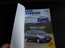 auto expertise carrosserie renault scénic monospaces 5portes-essence/diésel