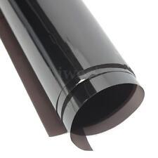 50cm x 50cm Black 20% Window Tint House Privacy Protecy Mirror Film Reflective