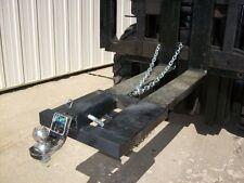 NEW Forklift Reciever Hitch Attachment