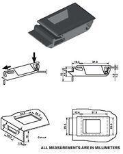 Sliding Plastic Lock Industrial For Enclosures Generators Boxes Etc