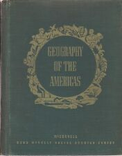 Geography of the Americas (mit vielen Abb.)    1950