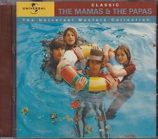 THE MAMAS & THE PAPAS - THE UNIVERSAL MASTERS COLLECTION - CD - NEW -