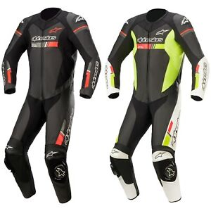Alpinestars Gp Force Chaser Men's Motorcycle Leather Suit One Piece Racing Sport