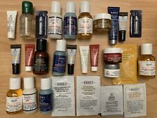 Kiehl's Skincare Set of 28 items/ cleanser,cream,bath,oil,serum,mask,shampoo