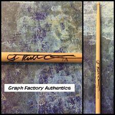GFA Scorpions Drummer * JAMES KOTTAK * Signed Autographed Drumstick J1 COA