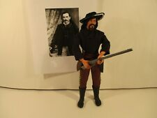 """Billy Dixon scout buffalo hunter Indian fighter Old West 1/6 12"""" custom figure"""