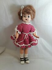 "Vintage Walker Doll 18"" Tall Unmarked"