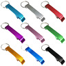 Mini Bottle Opener Keyring Tool Metal Chain Portable Novelty Beer Jar Bar Claw