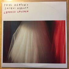 PAUL HEATON & JACQUI ABBOTT Crooked Calypso Standard 2017 UK 12trk promo test CD