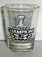 2012 STANLEY CUP CHAMPS Champions shot GLASS LA LOS ANGELES KINGS