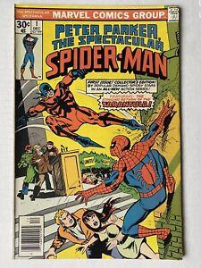 PETER PARKER The Spectacular Spider-Man #1 Amazing Tarantula December 1976
