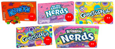 x 20 COMBO WONKA THEATRE BOXES CANDY NERDS RUNTS EVERLASTING & CHEWY GOBSTOPPERS