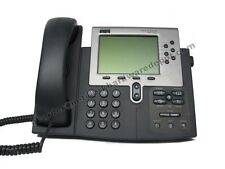 Cisco CP-7960G 6-Button VoIP UC IP Phone 7960 - 1 Year Warranty