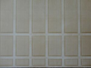 DOLLS HOUSE 1/12 SCALE WALLPAPER - JLB MINIATURES - WOOD PANELLING - 0157