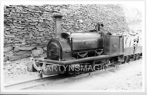 B5 British Railway Photograph Wild Aster HE 849-104  Dinorwic 20-6-1961