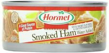 Hormel Smoked Ham 5oz Cans Pack of 12 Packaged Meats Seafoods, New
