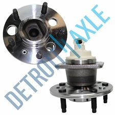 Pair: 2 New REAR Buick Chevrolet Oldsmobile  ABS Wheel Hub and Bearing Assembly