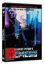 5 Disco Nemesis 1992 ALBERT PYUN - COMPLETE limited Edición 4 DVD+1 CD BOX NUEVO