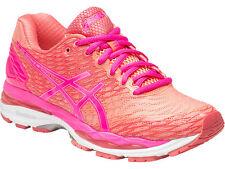 Asics Gel Nimbus 18 Womens Running Runner Shoe (B) (7620)