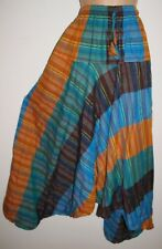 New Hippy Harem Trousers 14 16 18 20 Ethnic Cotton Yoga Pilates Fair Trade