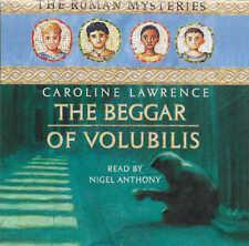 Caroline Lawrence THE BEGGAR OF VOLUBILIS Roman Mysteries - CD Audio Book
