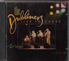 The Dubliners-Live In Carre cd album