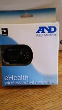 NEW A&D MEDICAL XL-25ANT eHealth Wireless Activity Monitor