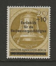 Germany Berlin 1956 Flood Relief Fund SG B151 MNH