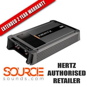 Hertz MLPOWER4 4 Channel Class D Amplifier - FREE TWO YEAR WARRANTY