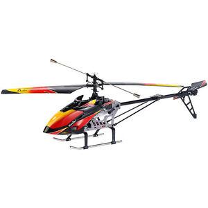 RC Helikopter: Funkgesteuerter Outdoor-4-Kanal-Hubschrauber GH-720, 2,4GHz