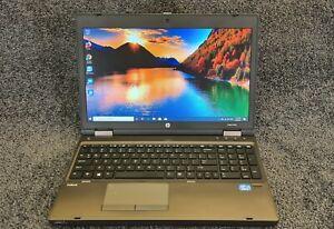 "15 "" Hp probook 6570b. 500GB. 8GB Ram. Windows 10 pro"