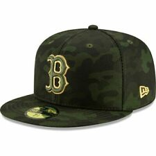 Boston Red Sox New Era MLB Armed Forces Day On-Field 59FIFTY Fitted Hat 7 1/4