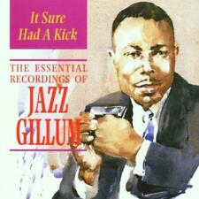 Jazz Gillum - It Sure Had A Kick: The Essential Recordings Of… (NEW CD)